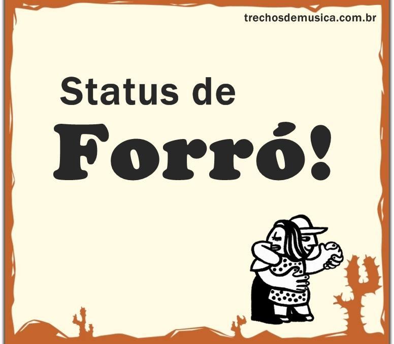 Status De Forró Trechos De Músicas