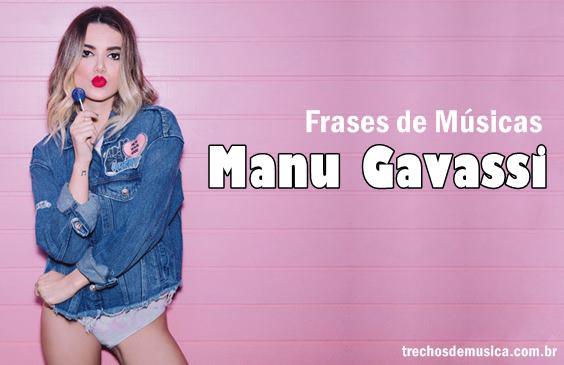 Frases de Manu Gavassi 1