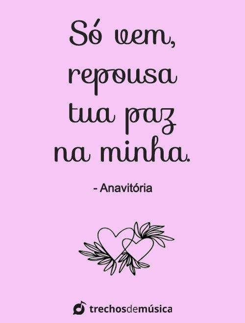 Frases de Anavitória 5