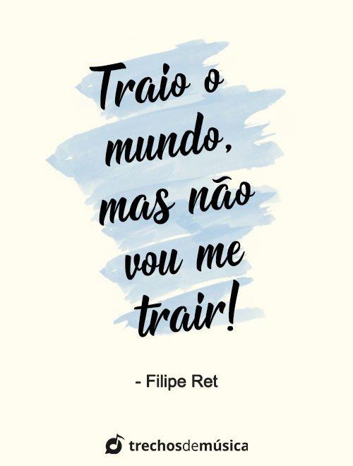 Frases de Filipe Ret para Refletir sobre a Vida 1