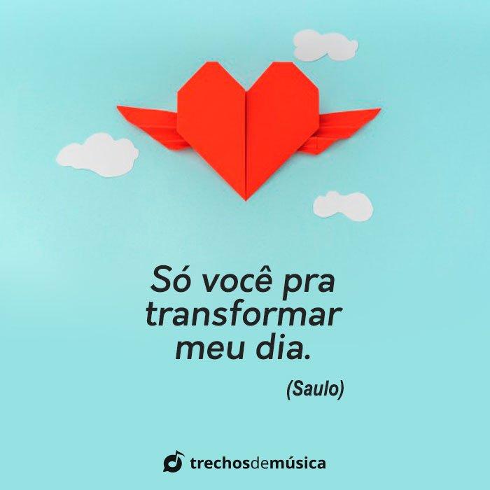 Você Transforma meu Dia