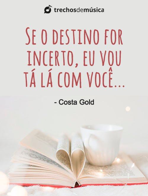 Frases de Costa Gold para Status 4