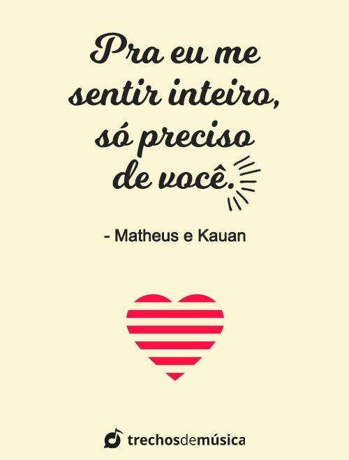 Frases de Matheus e Kauan 4