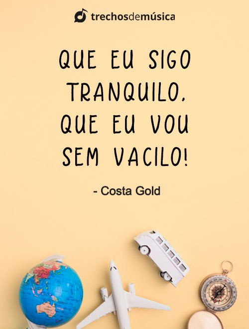 Frases de Costa Gold para Status 3