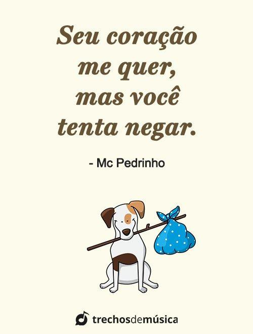Frases de MC Pedrinho para Legendas e Status 3