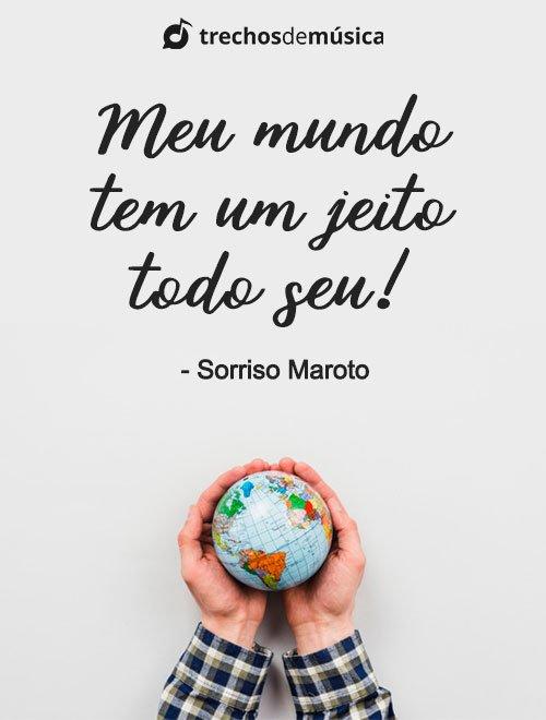 Frases de Sorriso Maroto cheias de Amor 3