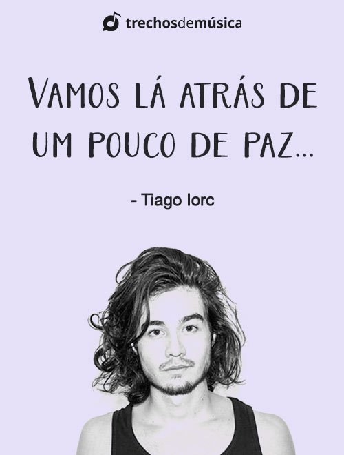 Frases do Tiago Iorc que Demonstram todo seu Amor 4